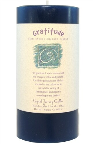 Affirmation Pillar Gratitude