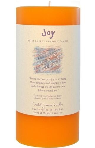Affirmation Pillar Joy