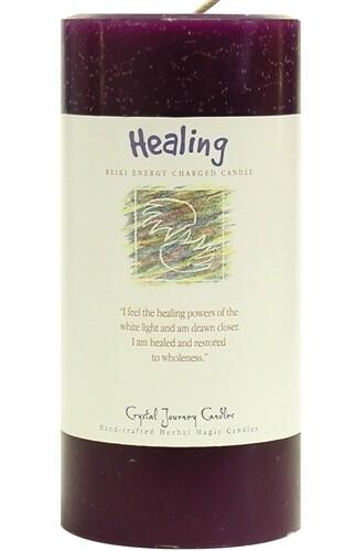 Affirmation Pillar Healing