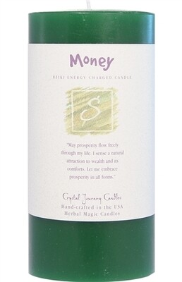 Affirmation Pillar Money
