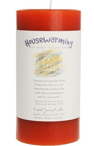 Affirmation Pillar Housewarming