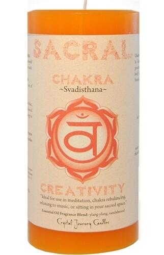Chakra Pillar Sacral