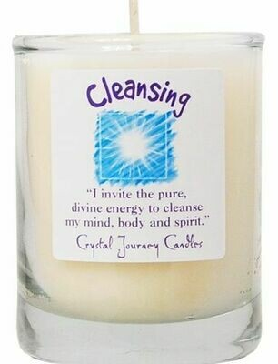 Affirmation Votive Cleansing