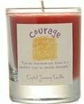 Affirmation Votive Courage