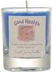 Affirmation Votive Good Health