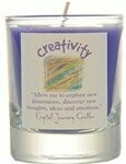 Affirmation Votive Creativity