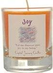 Affirmation Votive Joy