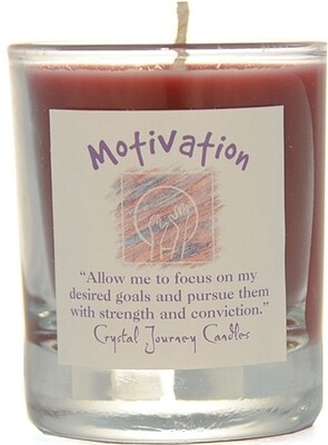 Affirmation Votive Motivation