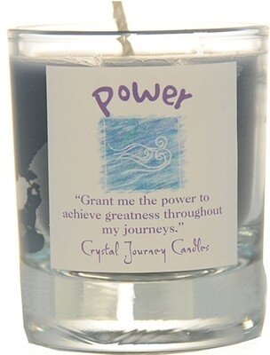 Affirmation Votive Power