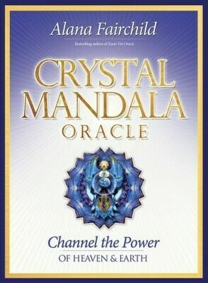 Crystal Mandala Orcale Cards