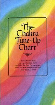 The Chakra Tune-Up Chart