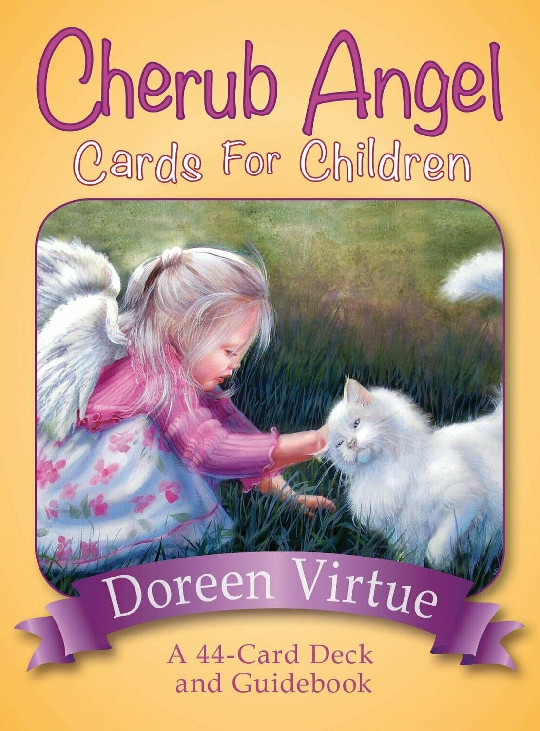 Cherub Angel Cards for Children