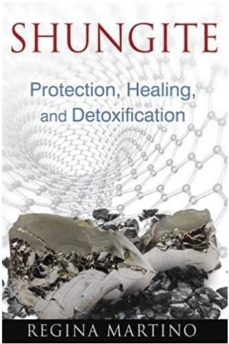 Shungite Protection, Healing, Detoxification