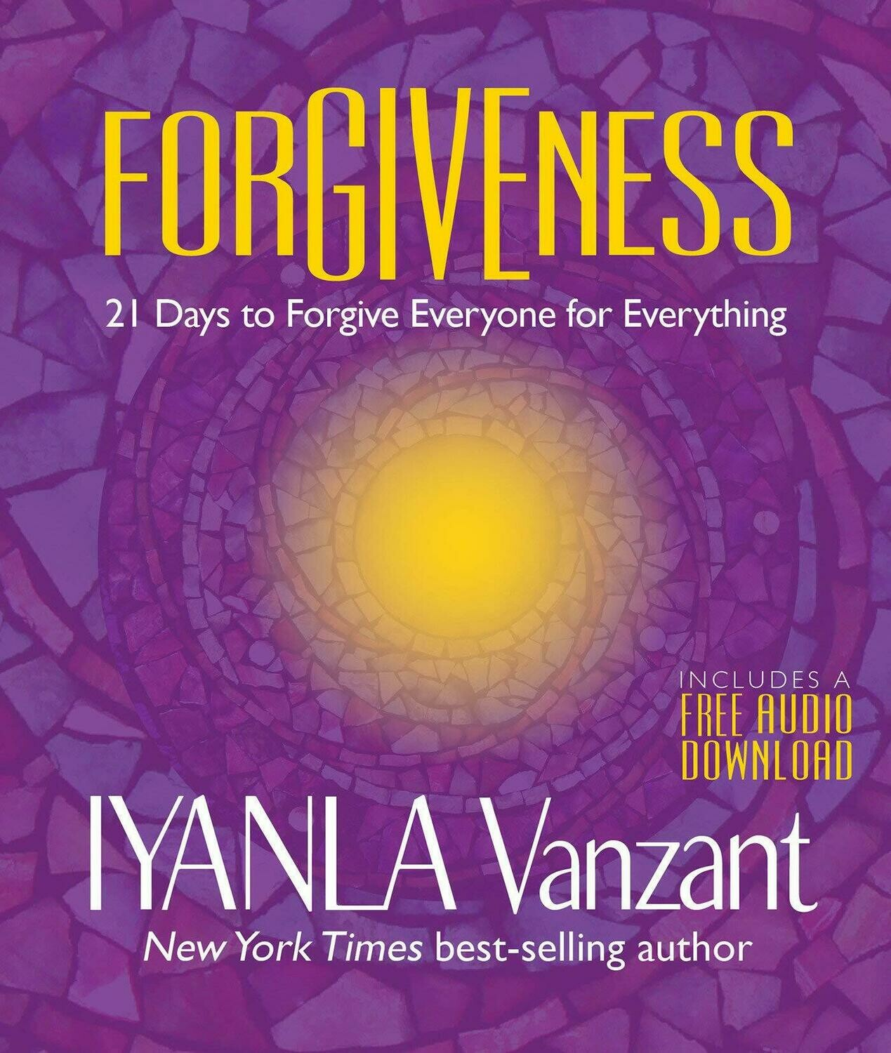 Forgiveness With CD