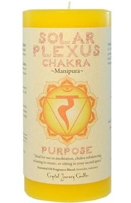 Chakra Pillar Solar Plexus