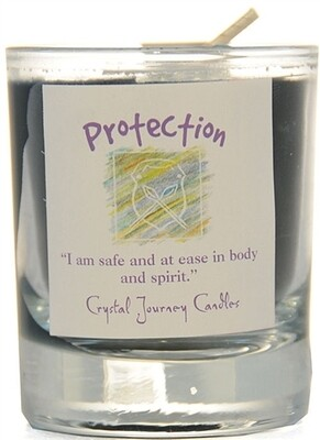 Affirmation Votive Protection