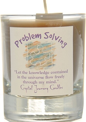 Affirmation Votive Problem Solving