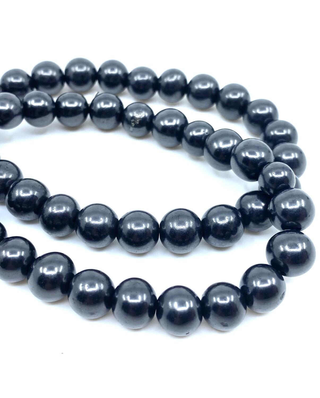 8mm Shungite Bracelet
