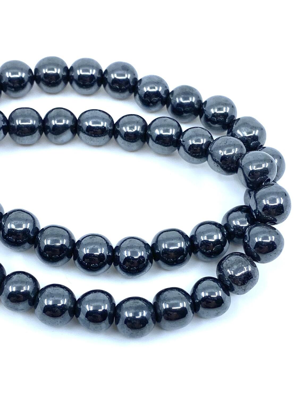 8mm Hematite Bracelet