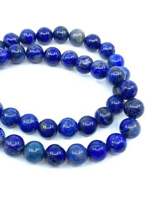 8mm Lapis Lazuli Bracelet