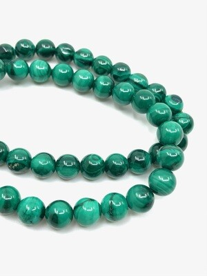 7.5mm Malachite Bracelet