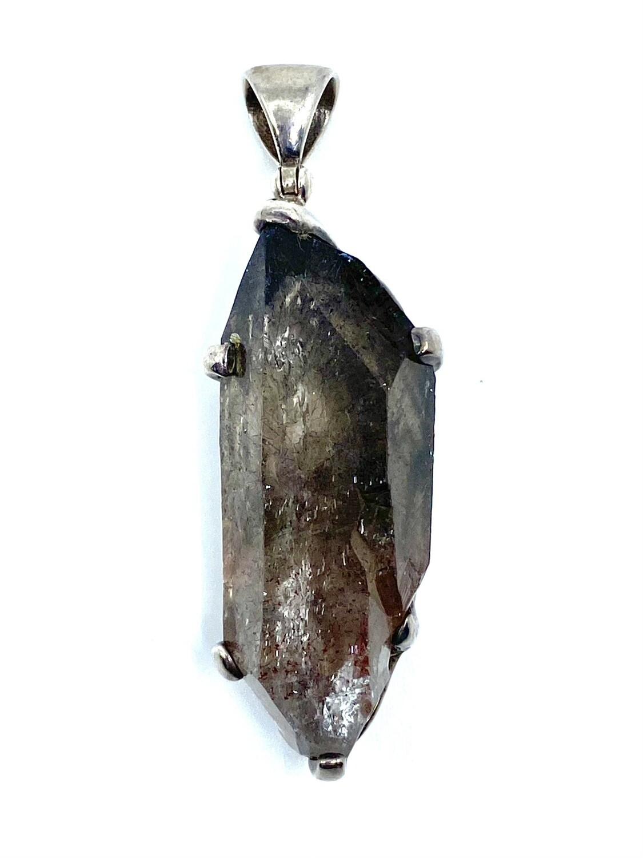 Super 7 Crystal Pendant
