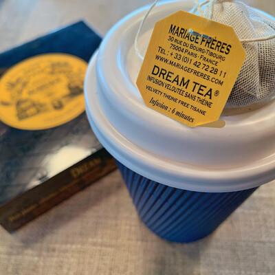 tea box MF 30 sachets: dream tea