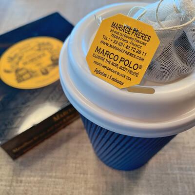tea box MF 30 sachets: marco polo