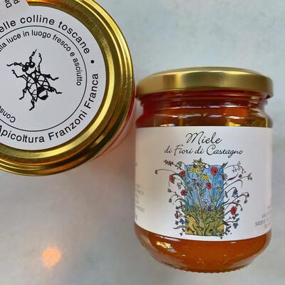 franca franzoni chestnut honey