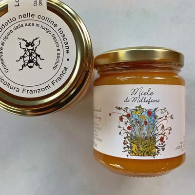 franca franzoni millefiori honey