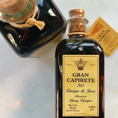 gran capirete 50 yr sherry vinegar