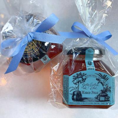 mariage frères tea jelly: marco polo