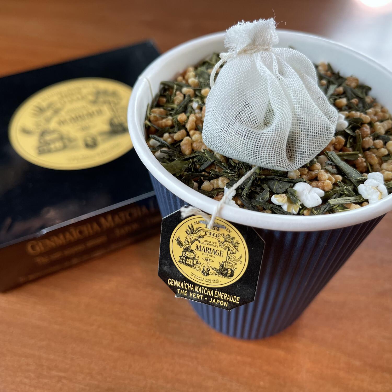 tea: genmaicha