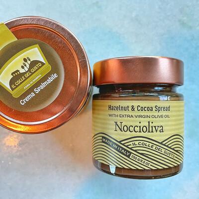 il colle noccioliva chocolate smooth hazelnut spread