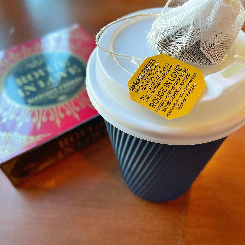 tea: rouge in love