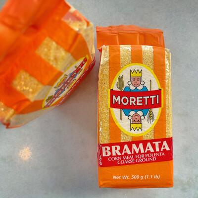 moretti bramata coarse polenta