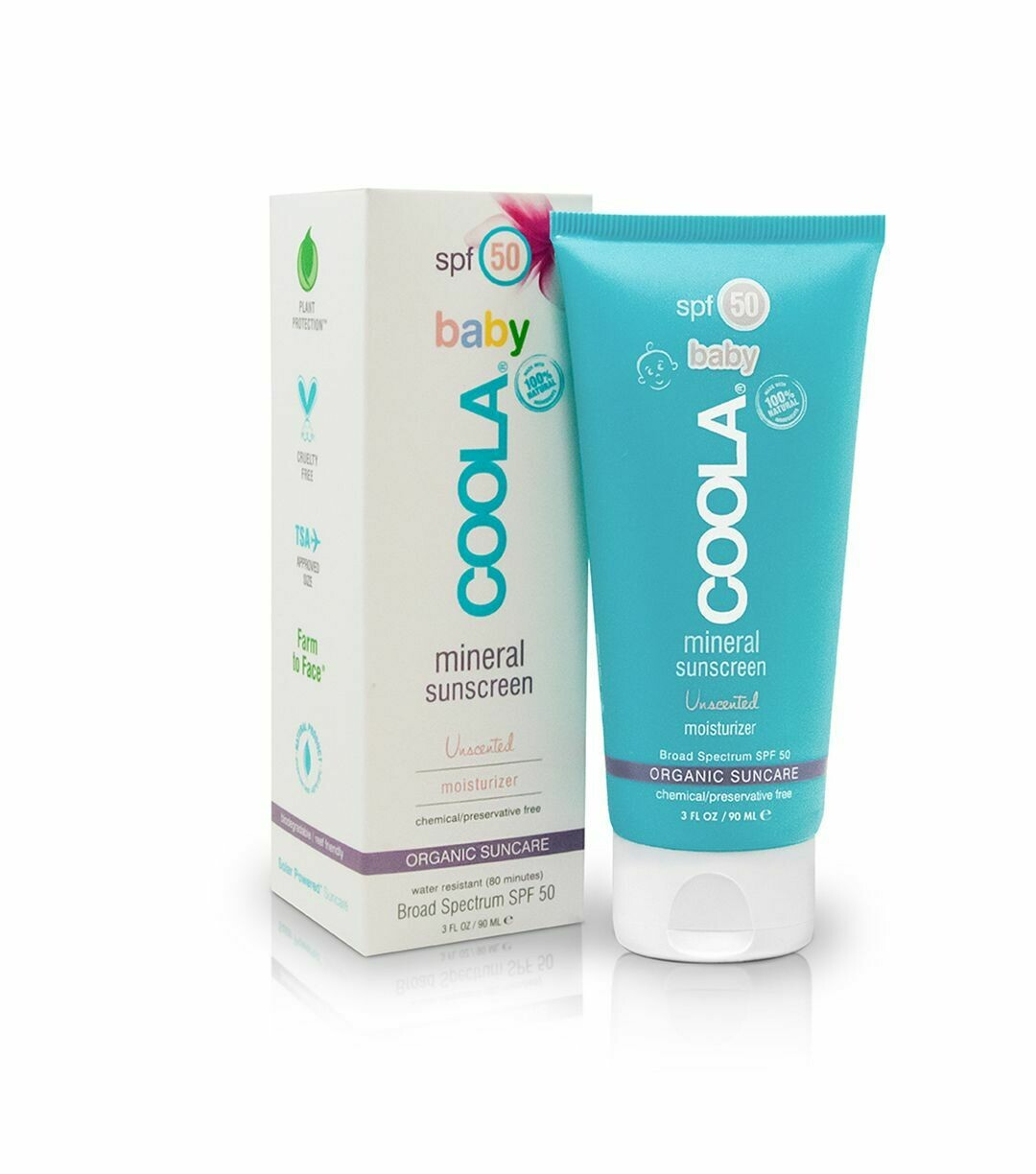 COOLA MINERAL BABY SPF50, 89ml