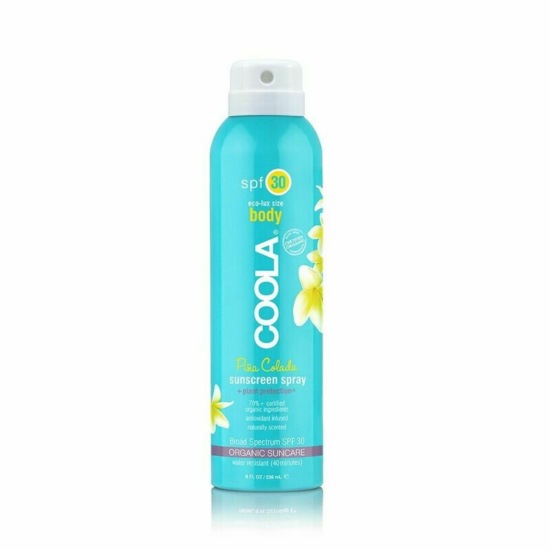 COOLA SPRAY SPF30 PINA COLADA, 236ml