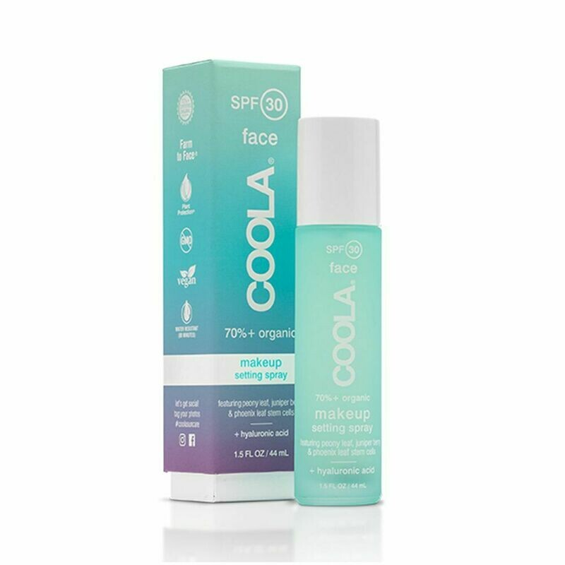 COOLA MAKEUP SETTING SPRAY SPF30, 50ml