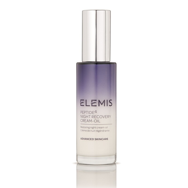 Elemis Peptide4 Night Recovery Cream-Oil 30 ml