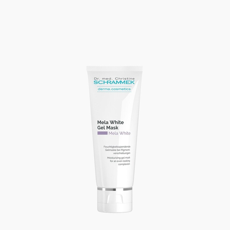 Mela White Gel Mask 75 ml