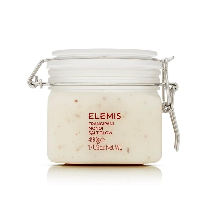 Frangipani Monoi Salt Glow 480 g