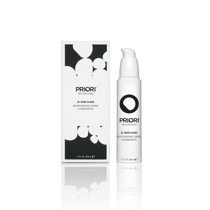 Q+SOD fx240 – Moisturizing Crème 50ml