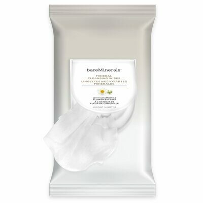 Mineral Cleansing Wipes