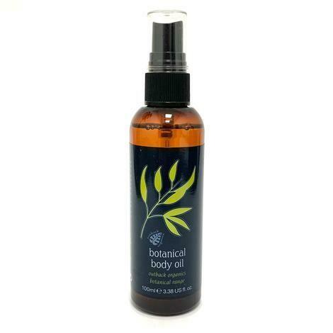 Botanical Body Oil 100ml