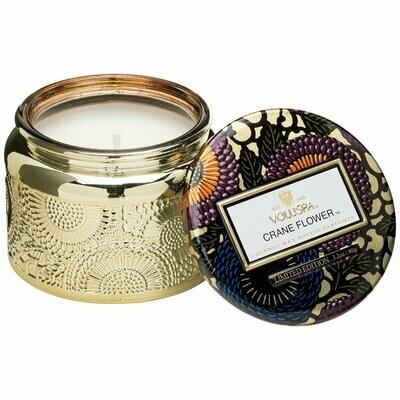 Crane Flower - Petite Jar Candle