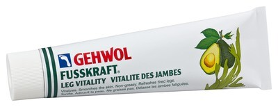 FUSSKRAFT Leg Vitality 125ml
