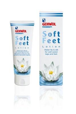 FUSSKRAFT Soft Feet Lotion 125ml