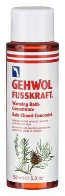 FUSSKRAFT Warming Bath 150ml