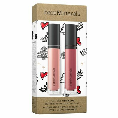 Gen Nude Lipgloss Buttercream Duo